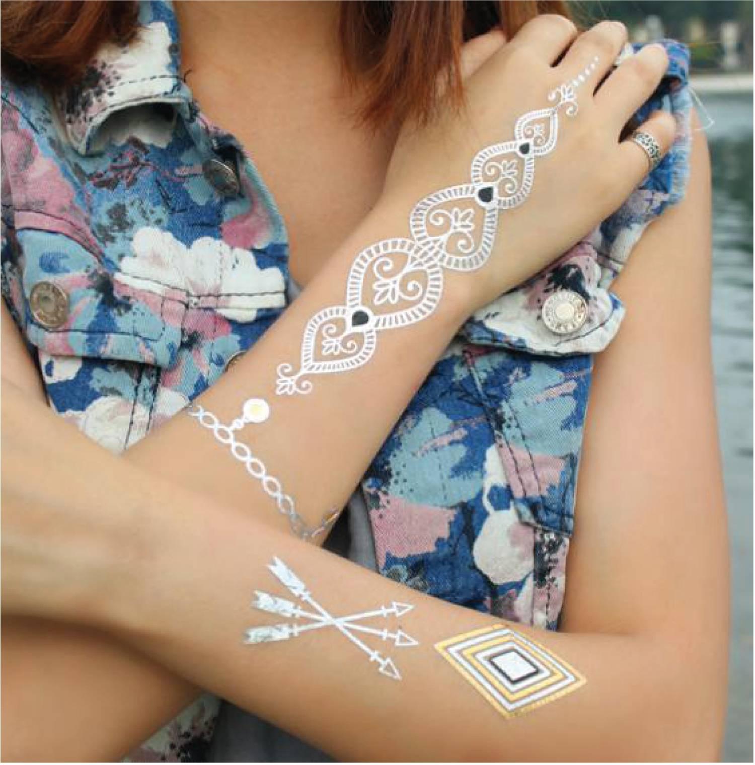 personnalise-temporaire-remarquer-tatouage-faites